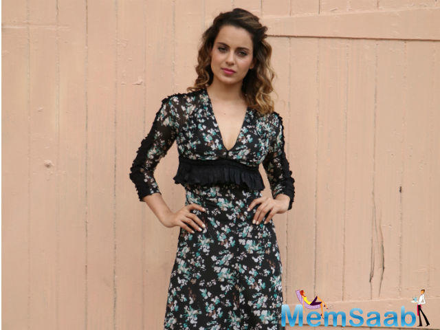 Kangana, who is the female lead in Vishal Bhardwaj's Rangoon, said that it was easy to know when the filmmaker was upset.