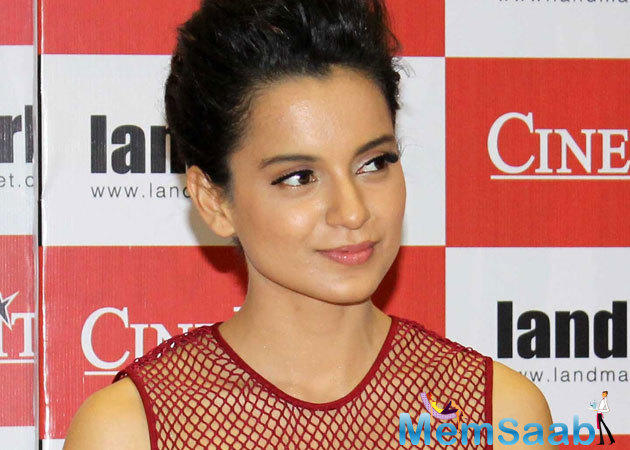 Vishal Bhardwaj, whose film Rangoon released in theatres yesterday, features Kangana, Shahid and Saif Ali Khan in lead roles.