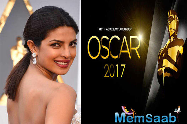 While Deepika said she will not appear in Oscars 2017, Priyanka confirmed that, she will attend the Oscars this coming Sunday.