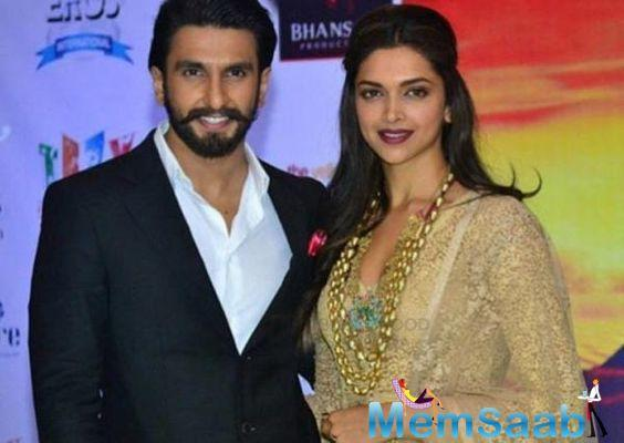 Deepika and Ranveer were surely the coolest couple in B-town.