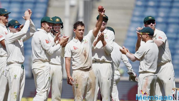 Aside from the spinners, Lehmann reserved praise for Steve Smith, who crafted a hard-fought century in the second innings, that claimed the game off from India.