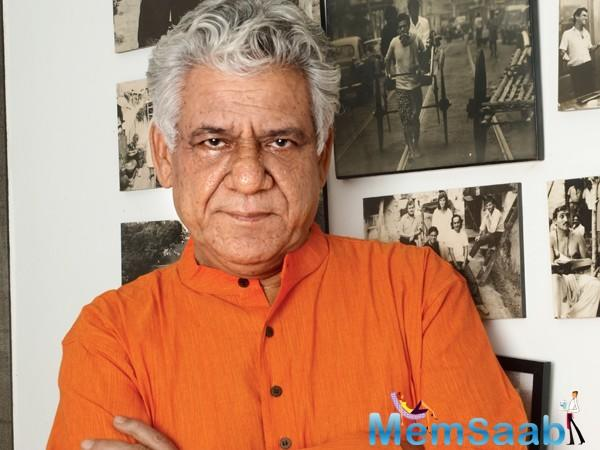 A National School of Drama alumnus, Om Puri nurtured an international career, which started with a cameo in Richard Attenborough's iconic 'Gandhi'.