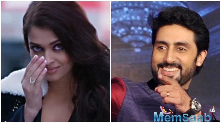 Real-life couple Abhishek Bachchan and Aishwarya Rai Bachchan lit up the big screen when they teamed up in 'Guru' among other films.