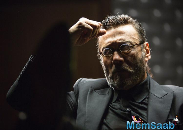 He will be playing the role of Michael Vallya in Sarkar 3, a dreaded ex underworld don, who seems to have settled in London as a completely legitimate businessman.