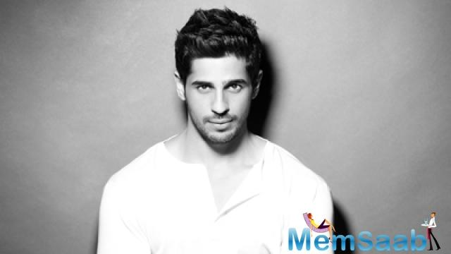 Sidharth added that the film had the right blend of action, romance and emotions.