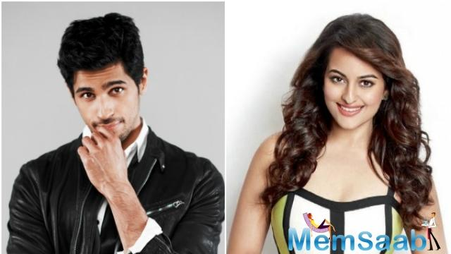 Sidharth and Sonakshi have commenced work on their upcoming thriller 'Ittefaq'