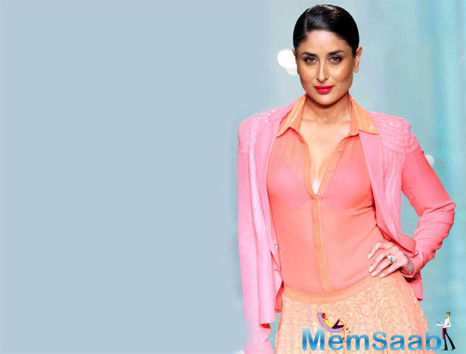 Kareena Kapoor Khan is back to the lime-light and the actress is ready to reclaim the reigns in Bollywood.