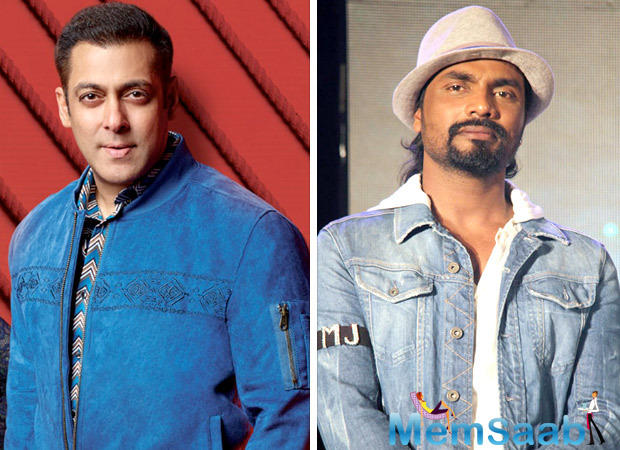 Apparently, the film was offered to Salman while he was shooting for 'Sultan' and the director is elated to have him on board.