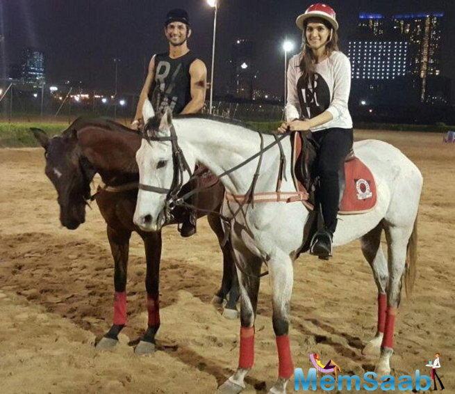 Sushant and Kriti starrer Raabta' seeks inspiration from '300'
