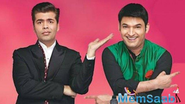Kapil Sharma is known for his bright sense of wit that he exhibits on his television comedy show and award shows.