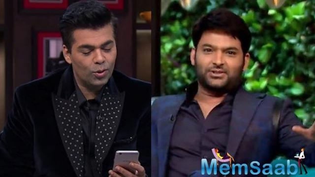 Not the one to seem clumsy with the question, Kapil said that he reaches home around 4-5 AM every day after he wraps up his shoot and he can only view the spiritual shows.
