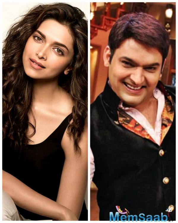 On the show he revealed, he has a major crush on none other than  Bollywood's Mastani, Deepika Padukone.