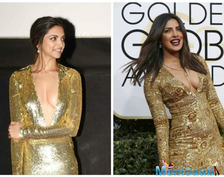 But sections of foreign media still can't seem to differentiate between her and 'Baywatch' star Priyanka Chopra, who has also carved a niche for herself in the wild wild west.