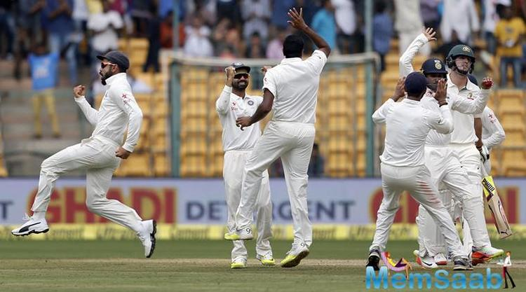 India were still on the back foot. But Pujara and Rahane had other ideas. They decided to own the final session on day 3 to take India to partial safety.