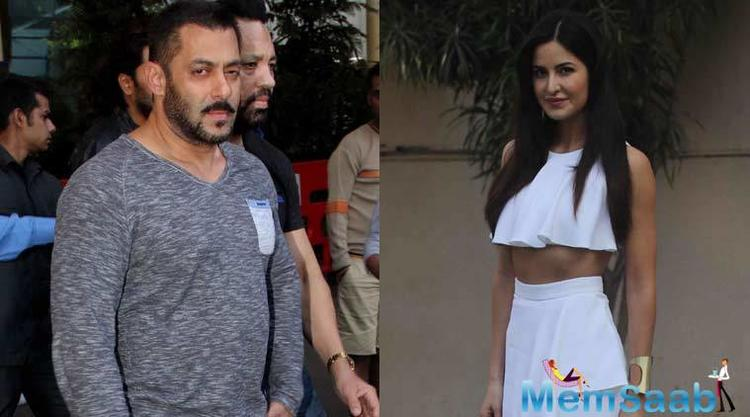 Salman Khan and Katrina Kaif's relationship, seems to have come full round.
