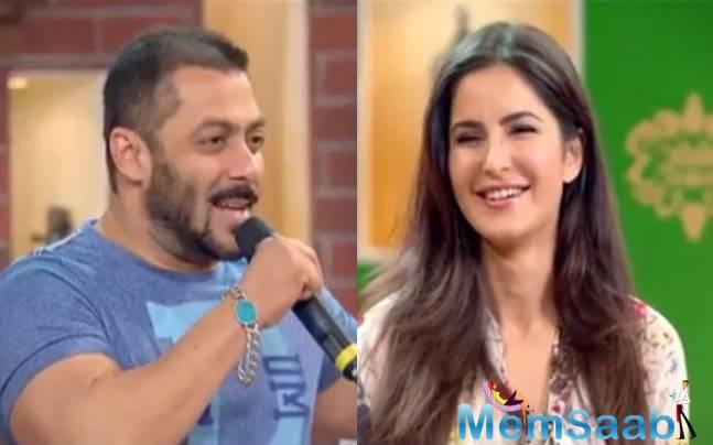 The two will appear in Ek Tha Tiger sequel, apart from Salman's home production to be directed by his brother-in-law, Atul Agnihotri.