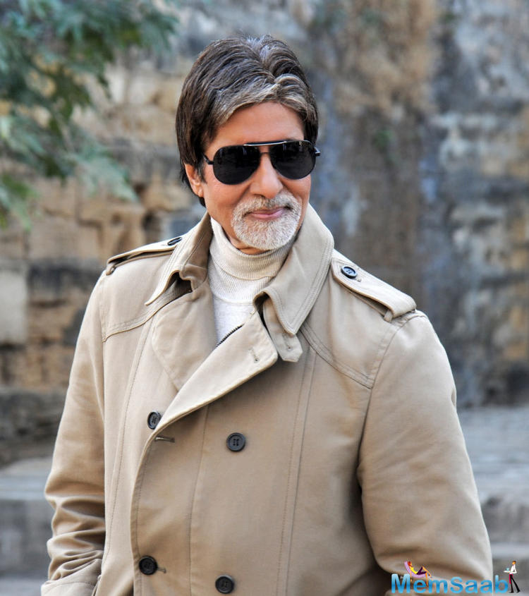If sources to be believed, Megastar Amitabh Bachchan will be attending the Luxor African Film Festival in Egypt this month.