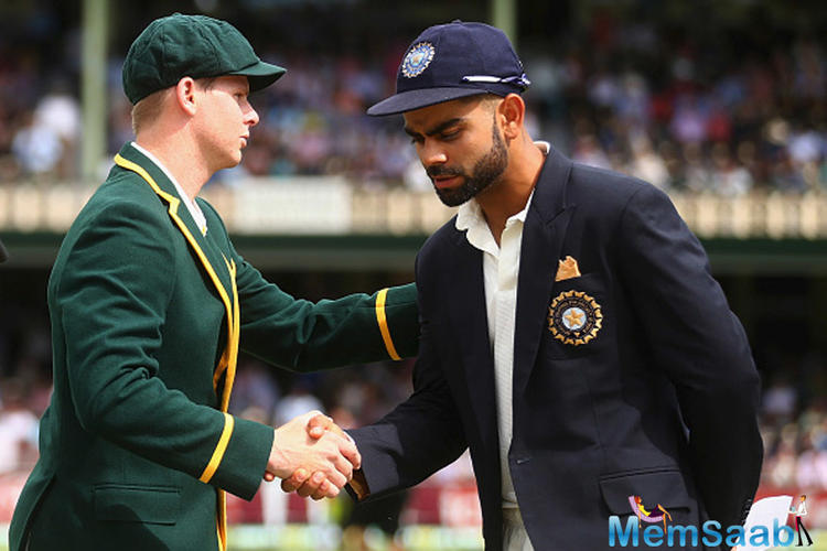 Australia skipper Steve Smith has retained the No. 1 spot in the ICC Player Rankings for Test Batsmen, while India captain Virat Kohli has dropped to the third position after making only 27 runs in the match.