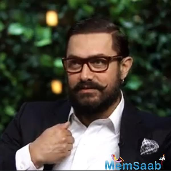 He  has always given his best to his roles, recently we saw the proof in Dangal