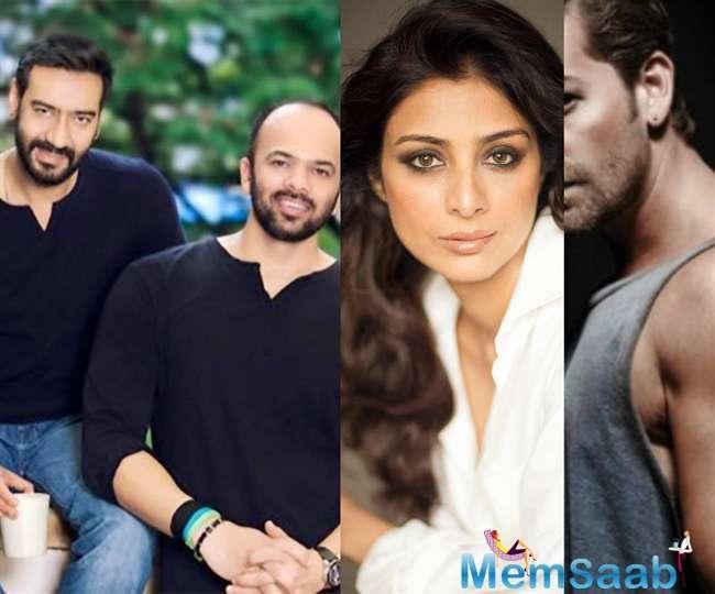 Apart from Ajay and Parineeti, Arshad Warsi, Tushar Kapoor, Tabu, Prakash Raj, Shreyas Talpade, Kunal Khemu and Neil Nitin Mukesh appear in the pivotal roles.