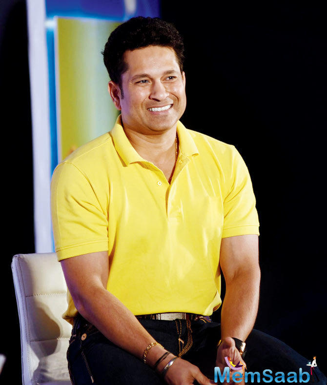 Tendulkar said, agreeing to get involved was an easy decision.