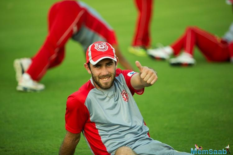 Maxwell takes over the role from Indian Test opener Murali Vijay, who was appointed captain midway through the last season.