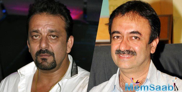 Hirani said that he went to Dutt with his film 'Munna Bhai 2', but when he heard the story of his life, he decided that a biopic could be made on him.