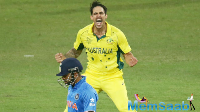 The former Australian fast bowler also recounted his previous tussle with the Indian skipper.