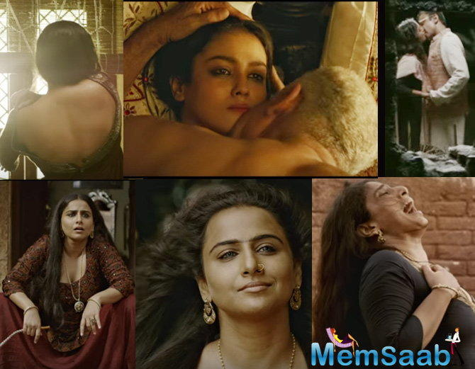Begum Jaan' is a story of survival set against the backdrop of the Partition.
