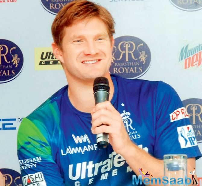 Watson played under the leadership of Virat in 2016 Indian Premier League at Royal Challengers Bangalore.