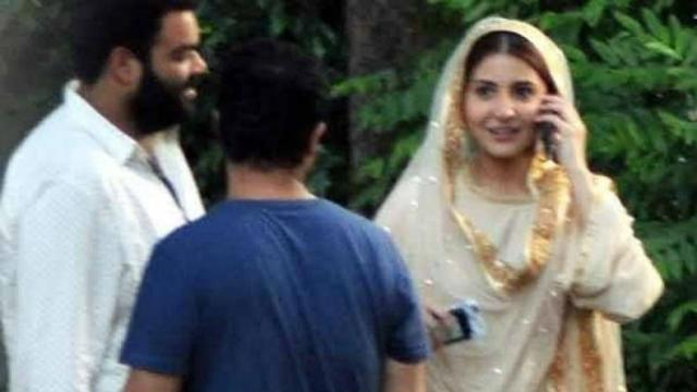 Anushka is essaying the role of a ghost in her second Bollywood production 'Phillauri', and she said that creating a ghost entity, with special effects, was really exciting.
