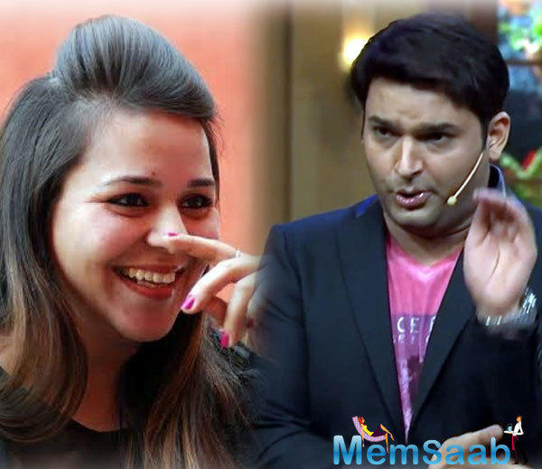 Kapil and Ginni have worked together in a reality show in the past called 'Has Baliye'.