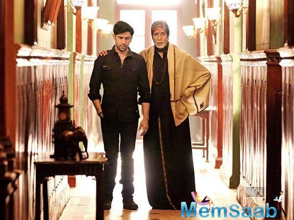 Amit credits Bachchan Senior's preparedness and discipline on the sets, and extensive information and clarity on RGV's part with helping him navigate through the project.