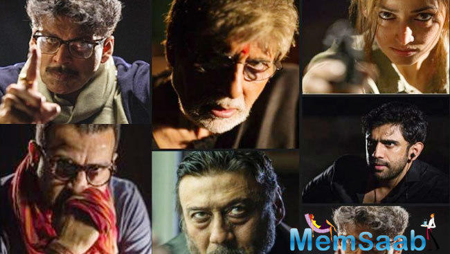 Ram Gopal Varma's 'Sarkar 3' features several versatile actors, including Amit Sadh.