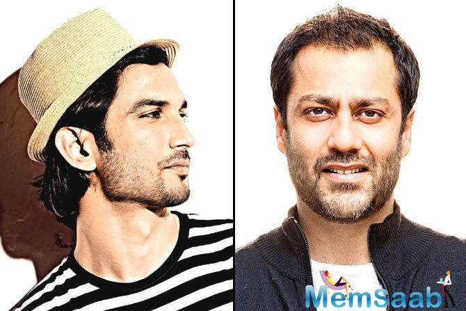 Reportedly, Sushant Singh Rajput and director Abhishek Kapoor is gearing up for his next film with the Kapoor cousins.