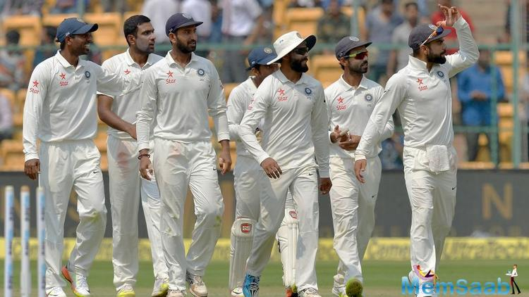 Magnificent cricket from Australia to deny India a series lead.