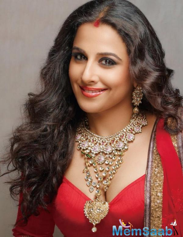 Vidya Balan is gearing up for her upcoming release Begum Jaan. The power-packed trailer has already made it one of the most anticipated films of the year and the actress' performance promises to be par excellence.
