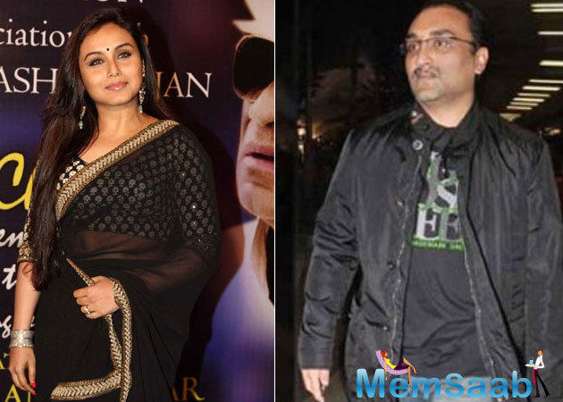 Where Bollywood stars share  their kids pictures on the social media's, Rani Mukerji is an exception.