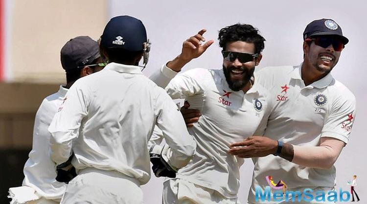 "India captain Virat Kohli was effusive in his praise for Cheteshwar Pujara and Wriddhiman Saha's record 199-run stand, saying that it was the ""best"" partnership he has ever seen."