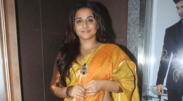 Earlier, there was a news that, Vidya Balan to play the role of former Prime Minister Indira Gandhi.