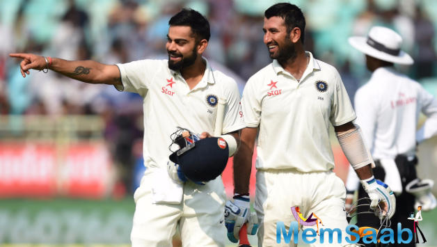 Amidst all this drama, Pujara, who recently jumped to career-best world number 2 in ICC Test rankings, expressed sadness as the comments against Kohli continues to fly thick and fast.