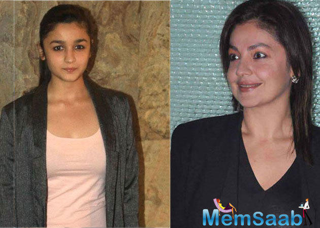 Alia needs no tips from us. She is a hugely successful actor and we all are proud of her.