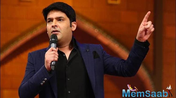 "Kapil's image is getting a beating as someone who can't handle either his stardom or his drinks. The latest ""report of  an eyewitness"" suggests that the star anchor even hurled a shoe at the Sunil."