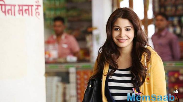 Anushka may have had a great run at the box office but the actress does not take her success seriously.
