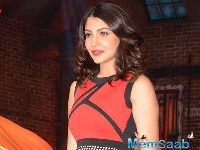 Anushka Sharma is the luckiest girl in Bollywood, that she was starring opposite three Khans