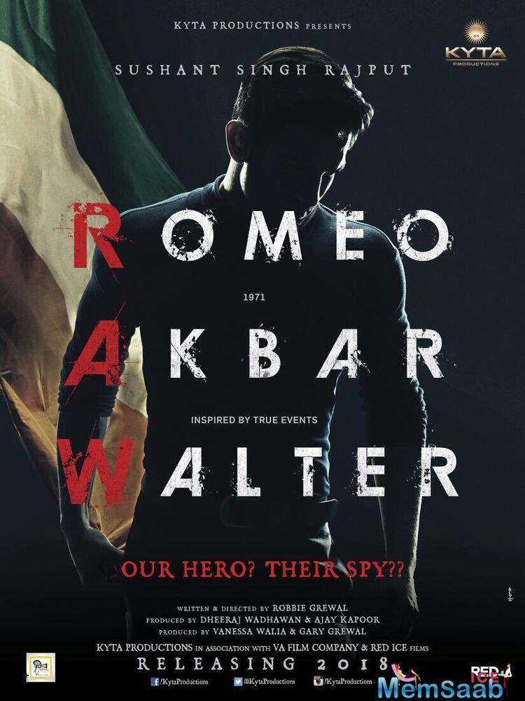 The actor is all set to see in Dinesh Vijan's 'Raabta,' alongside Kriti Sanon.