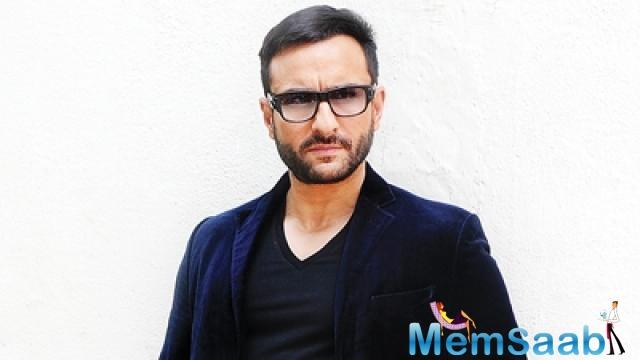 Saif Ali Khan has wrapped up the final schedule of Raja Krishna Menon's gastronomical comedy, 'Chef', last week in New York before leaving for London.