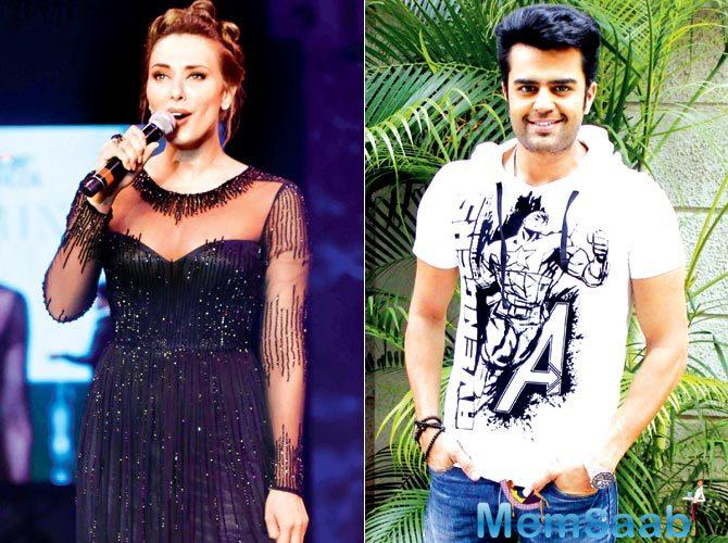 After recording a single with Himesh Reshammiya just four months ago, now she is gearing up to unveil a song with actor-host Manish Paul.