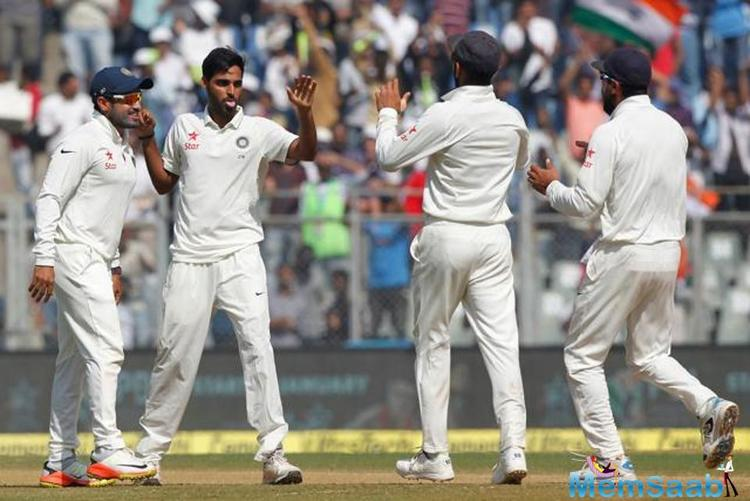 Bowlers came to party India tightened their grasp along the Border-Gavaskar Trophy after bundling out Australia for 137 runs.