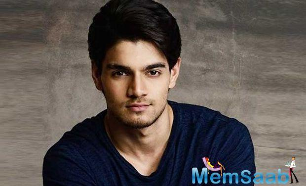 After taking in a debut with 'Hero', actor Sooraj Pancholi is now ready to start filming for a new movie, which is a beloved story.